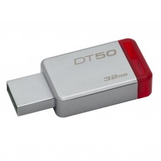 USB Flash 32Gb Kingston (DT50) Red USB 3.1