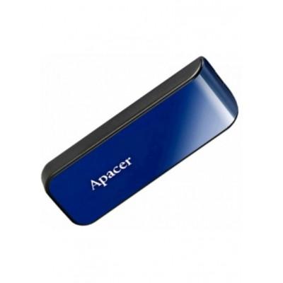 USB Flash 16Gb Apacer (AH334) Blue USB 2.0