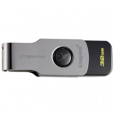 USB Flash 32Gb Kingston Swivl USB3.0 (DTSWIVL/32GB)