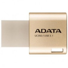 USB Flash 32GB ADATA UC350 Gold USB3.1 Type-C