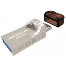 USB Flash 32GB ADATA UC370 Golden USB3.1 Type-C