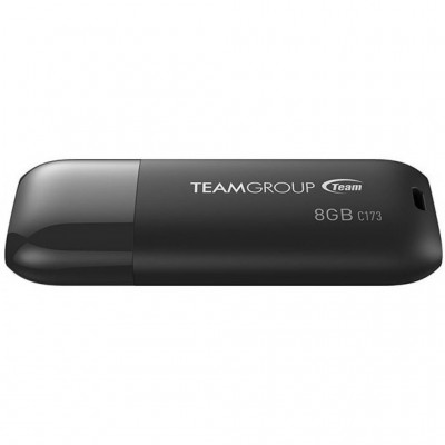USB Flash 8Gb Team C173 Black (TC1738GB01)