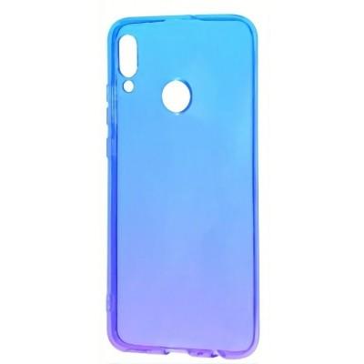 Накладка Huawei P Smart 2019 Gradient Desing Blue/Purple