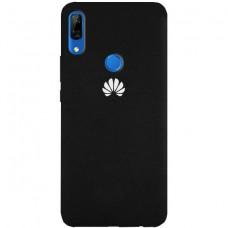 Накладка Huawei P Smart Z Silicon Case Black