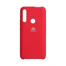 Накладка Huawei P Smart Z Silicon Case Red