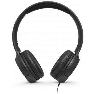Гарнітура JBL T500 Black (JBLT500BLK)