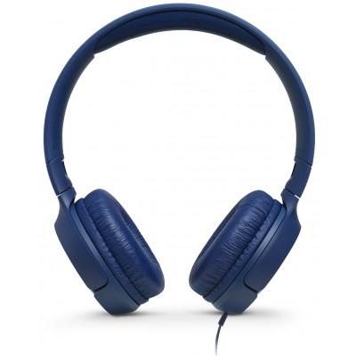 Гарнітура JBL T500 Blue (JBLT500BLU)