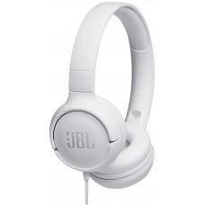 Гарнітура JBL T500 White (JBLT500WHT)
