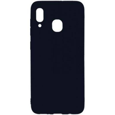 Накладка Samsung A10S (2019) Soft Case Black