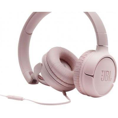 Гарнітура JBL T500 Pink (JBLT500PIK)