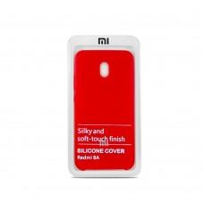 Накладка Xiaomi Redmi 8A Soft Case Red