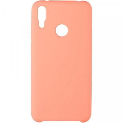 Накладка Huawei Y6 (2019) Soft Case Pink