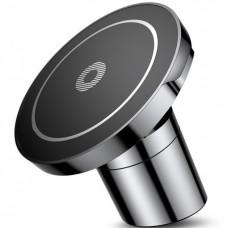 Холдер магнітний Baseus Wireless Changer BASEUS Big Ears Car Mount 1.8A Black