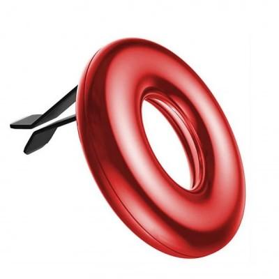 Ароматизатор Baseus Circle Vehicle Fragrance Red