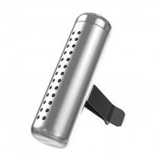 Ароматизатор Baseus Horizontal Chubby Car Air Freshener Silver