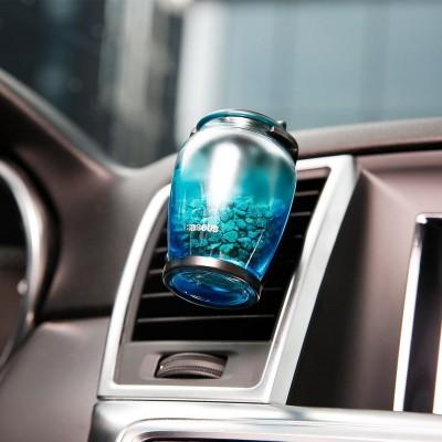 Ароматизатор Baseus Zeolite Car Fragrance Blue