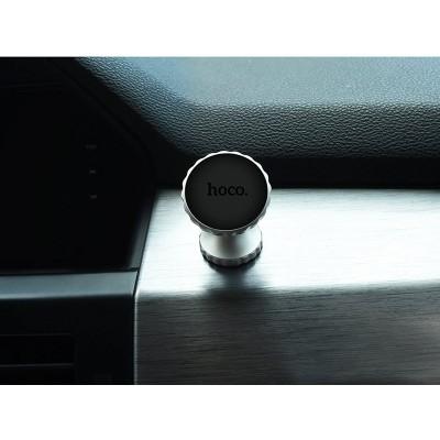 Автотримач HOCO CA9 Magnetic Metal Black