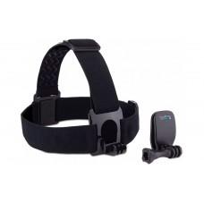 Кріплення на голову GoPro HeadStrap+QuickClip (ACHOM-001)