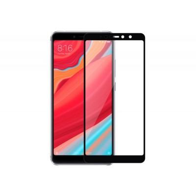 Захисне скло Xiaomi Redmi S2 MakeFuture Full Glue Black