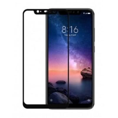 Захисне скло Xiaomi Note 6 Pro Miami 5D Black