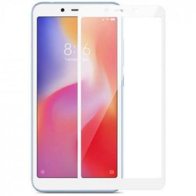 Захисне скло Xiaomi Redmi 5 MIAMI 5D White