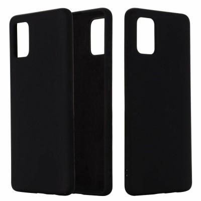 Накладка Samsung Galaxy A31 Soft Case Black