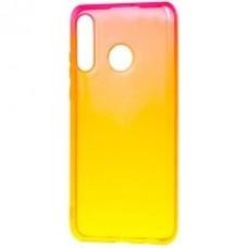 Накладка Samsung A01 Gradient Red/Yellow