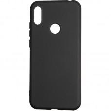 Накладка Huawei Y6 (2019)/Y6S Full Soft Case Black