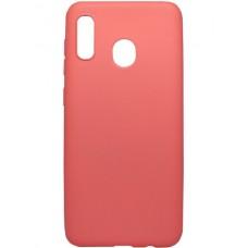 Накладка Samsung Galaxy М11 Soft Case Red