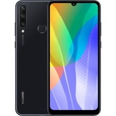 Huawei Y6p 3/64GB Midnight Black