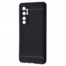 Накладка Xiaomi MI Note10 Lite Ultimate Experience Carbon Black