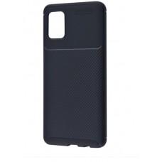 Накладка Samsung A21S (2020) Ultimate Experience Black