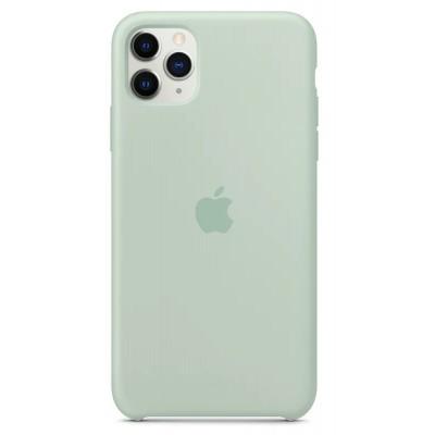 Накладка iPhone 11 Pro Silicone Case Beryl