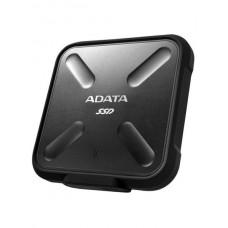 Портативний SSD ADATA SD700 256GB USB 3.2 Black (ASD700-256GU31-CBK)