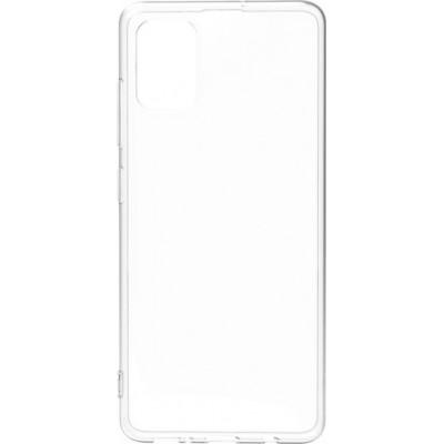 Накладка Samsung A31(2020) WS Transparent