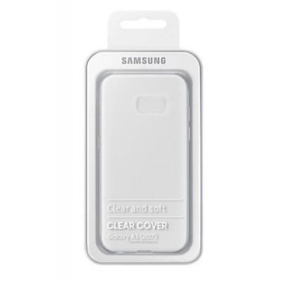 Накладка Samsung Galaxy A3(2017) (A320F) EF-QA320TTEGRU Clear Cover Transparent