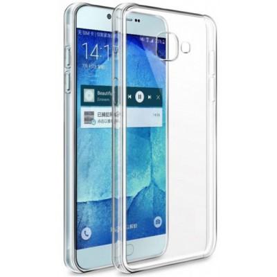 Накладка Samsung A7(2017) (A720F) OuCase Ultra Slim Transparent