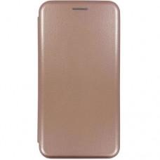 Книжка Samsung А41 (2020) Leather Gold