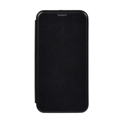 Книжка Xiaomi Redmi Note 9 Leather Black