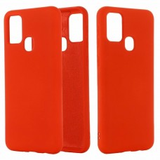 Накладка Samsung M31 (2020) Soft Case Red