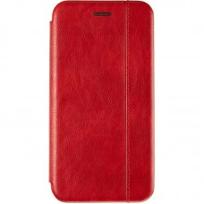 Книжка Samsung A7(2018) (A750F) Leather Book Red