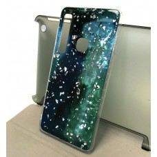 Накладка Samsung Galaxy A9 Baseus Light Stone Case Green