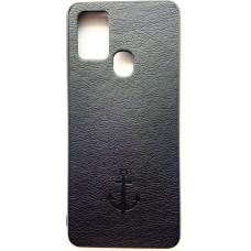 Накладка Samsung A21S (2020) Anchor Black