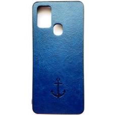 Накладка Samsung A21S (2020) Anchor Blue