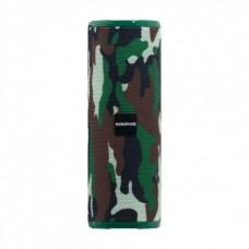 Портативна акустика Borofone BR1 Camouflage Green