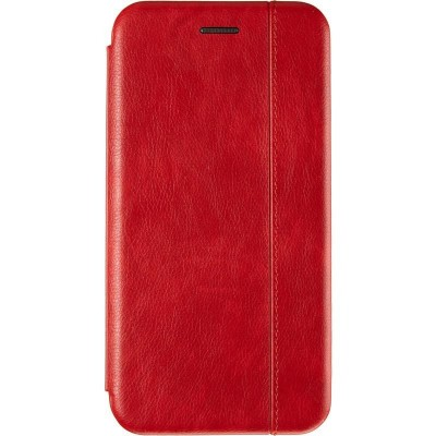 Книжка Huawei Y6P Gelius Leather Red