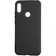 Накладка Huawei Y6 Prime/Y6S Full Soft Case Black