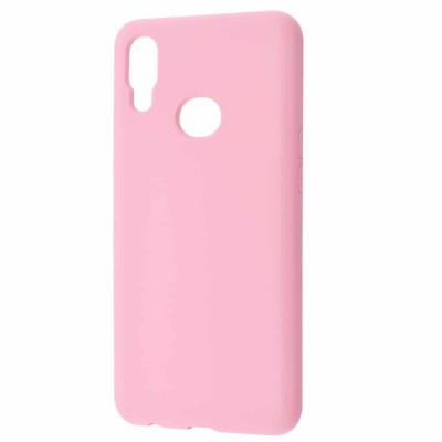 Накладка Huawei Y6 Prime/Y6S Full Soft Case Pink