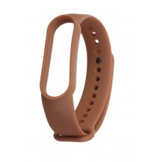 Ремінець для фітнес-браслета Xiaomi Mi Band 5 Brown