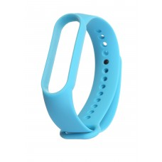 Ремінець для фітнес-браслета Xiaomi Mi Band 5 Light Blue